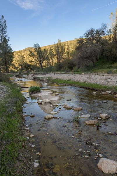 Creek and Rocks