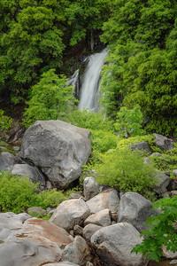 Shrouded Waterfall