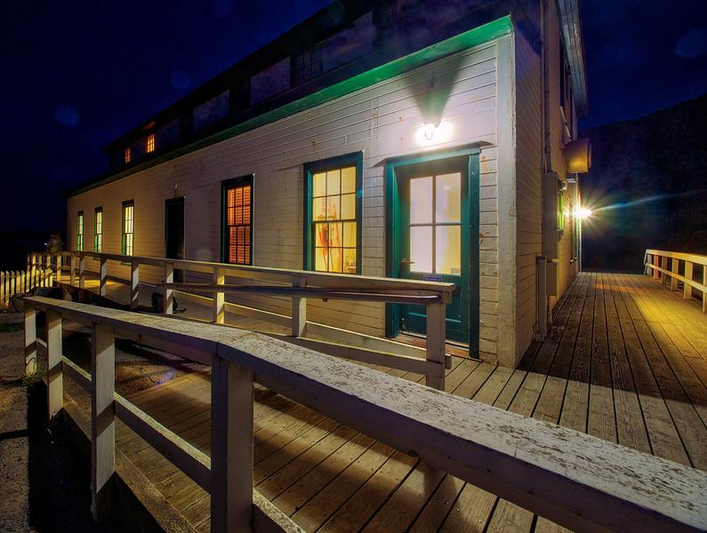 Historic Lifeboat Station