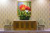 Interior decor at the Westin Mission Hills Resort in Rancho Mirage, California, USA.