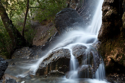 Rose Valley Falls, Los Padres National Forest, Ventura County