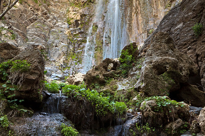 Rose Valley Falls, Los Padres National Forest