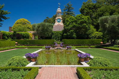 main house Filoli estate