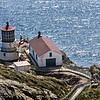 Pt Reyes Lighthouse B&W 3