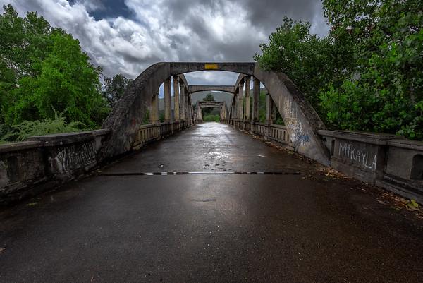 Old Rumsey Bridge