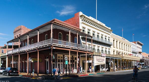 Old Town Sacramento