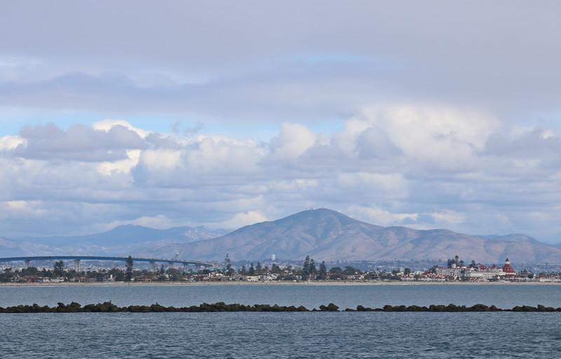 Mountains near San Diego