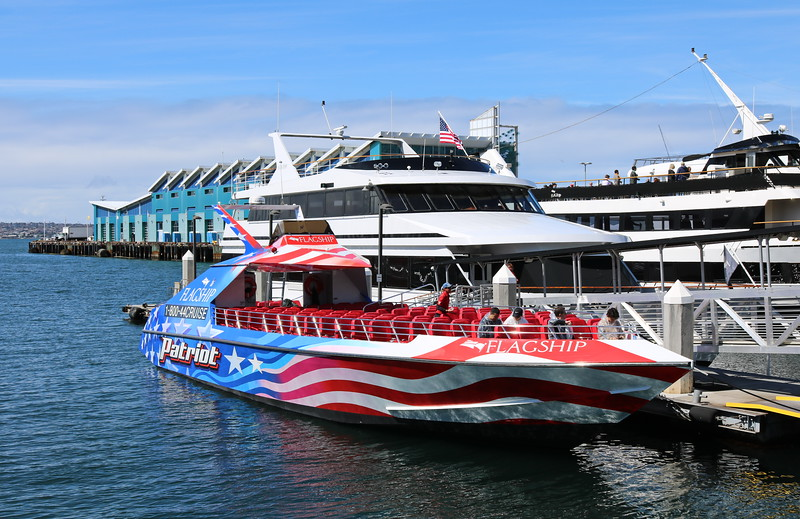 Patriot Sightseeing Boat