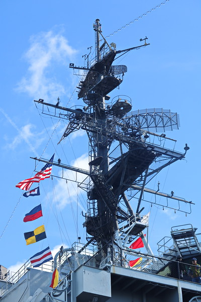 Antennae and Signal Flags