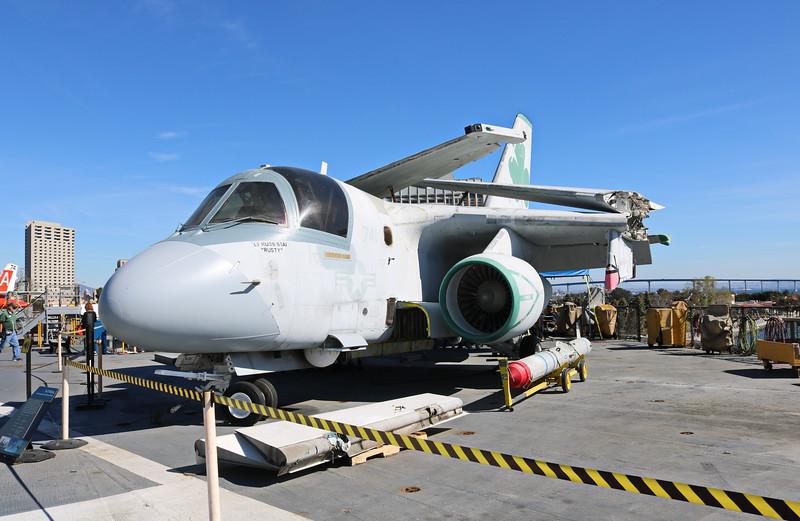 S-3 Viking, Anti-Submarine Warfare (ASW)