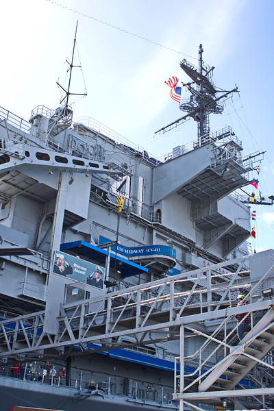 Welcome Aboard USS Midway Museum