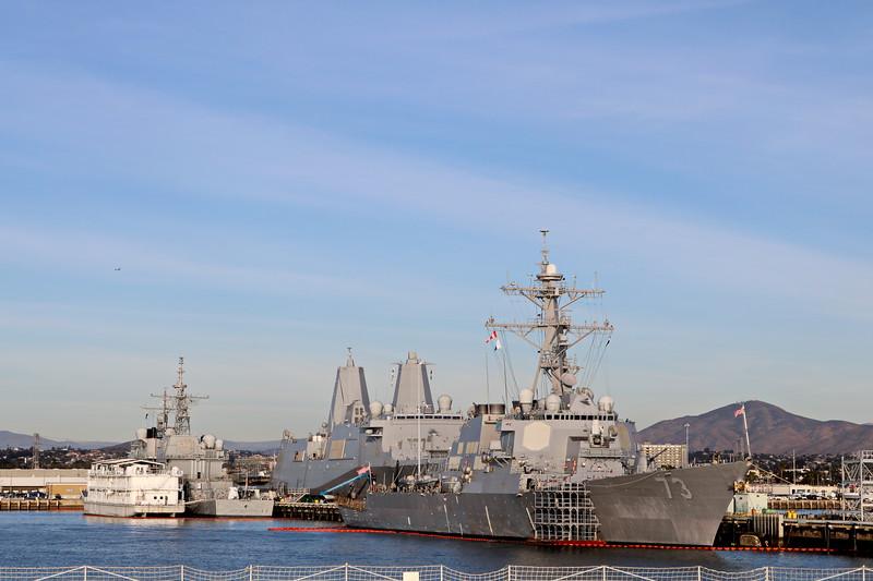 Shipyard Repairs