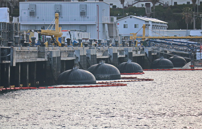 Submarine Repair Dock