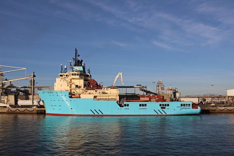 Maersk Launcher