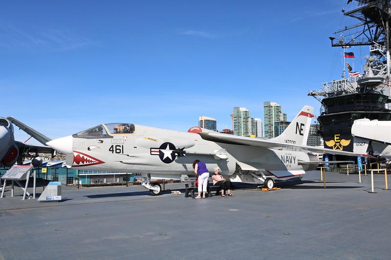 F-8 Crusader, Fighter