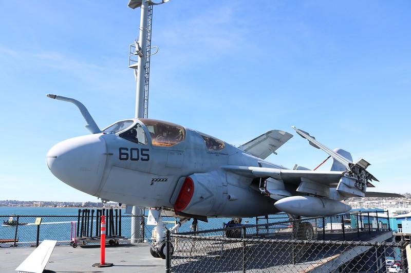 EA-6B Prowler, Electronic Warfare