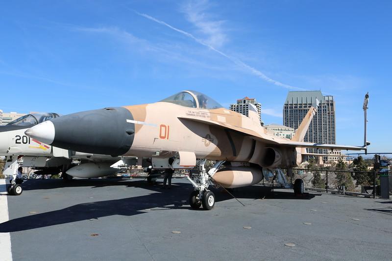 F/A-18 Hornet, Strike Fighter