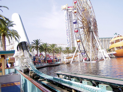 19   Disneyland and California Adventure