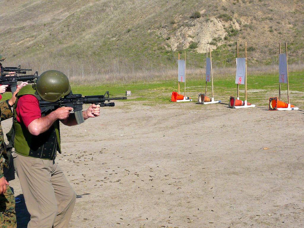 Camp Pendelton Marine Corp Base, San Diego, California