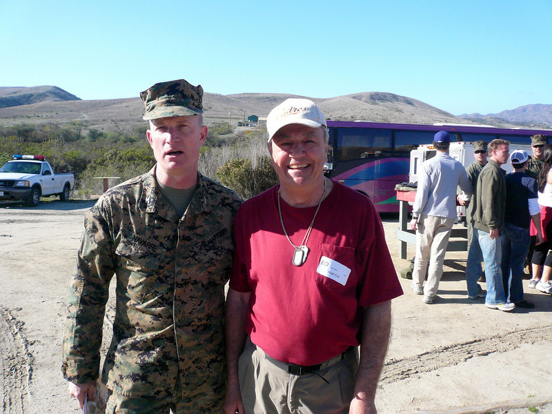 Camp Pendelton Marine Corp Base, San Diego, California