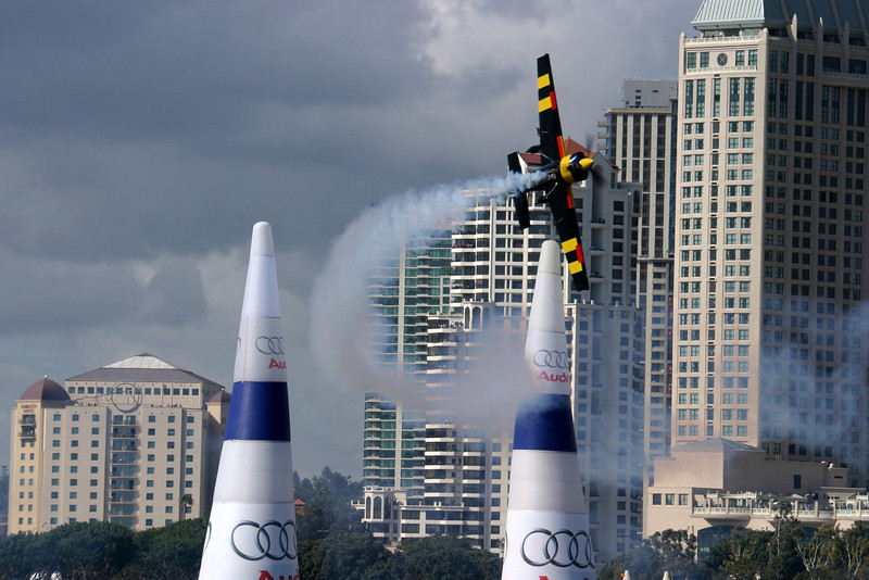San Diego, 2007 Red Bull Air Races