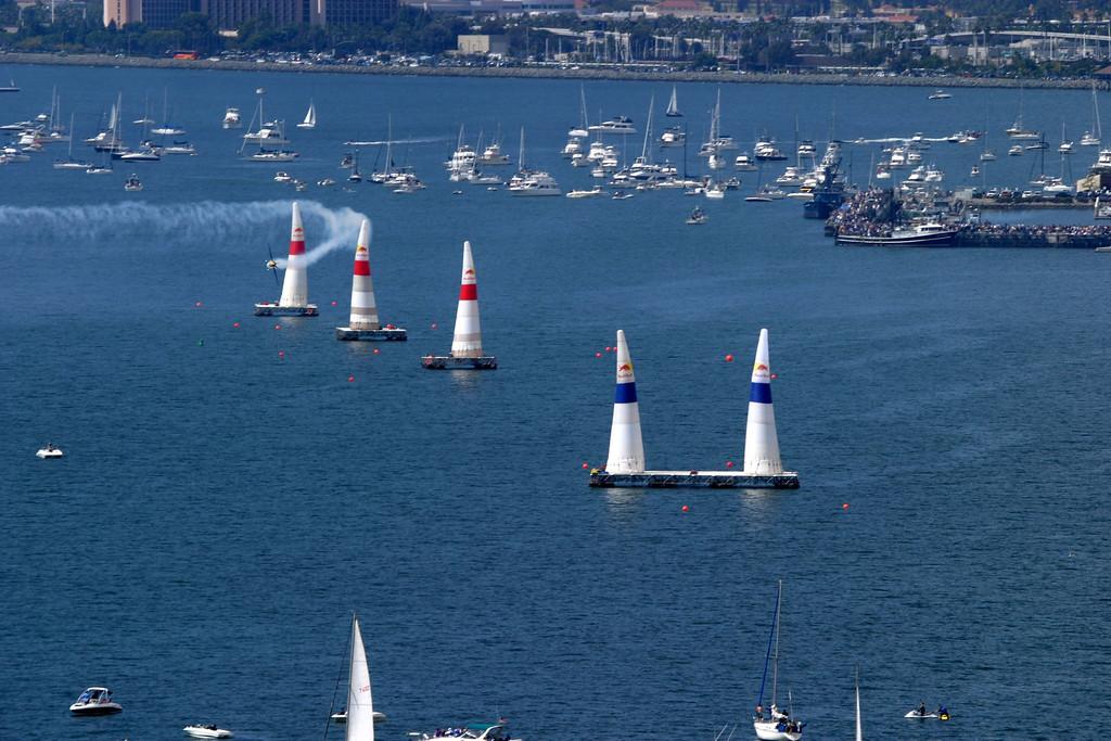 San Diego, 2007 Red Bull Air Races