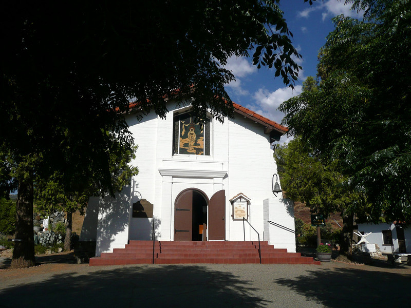 Santa Ysabel Mission