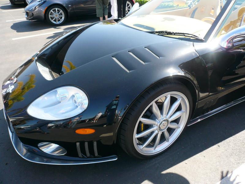 Spyker C8 Spyder Symbolic Car Show, San Diego California