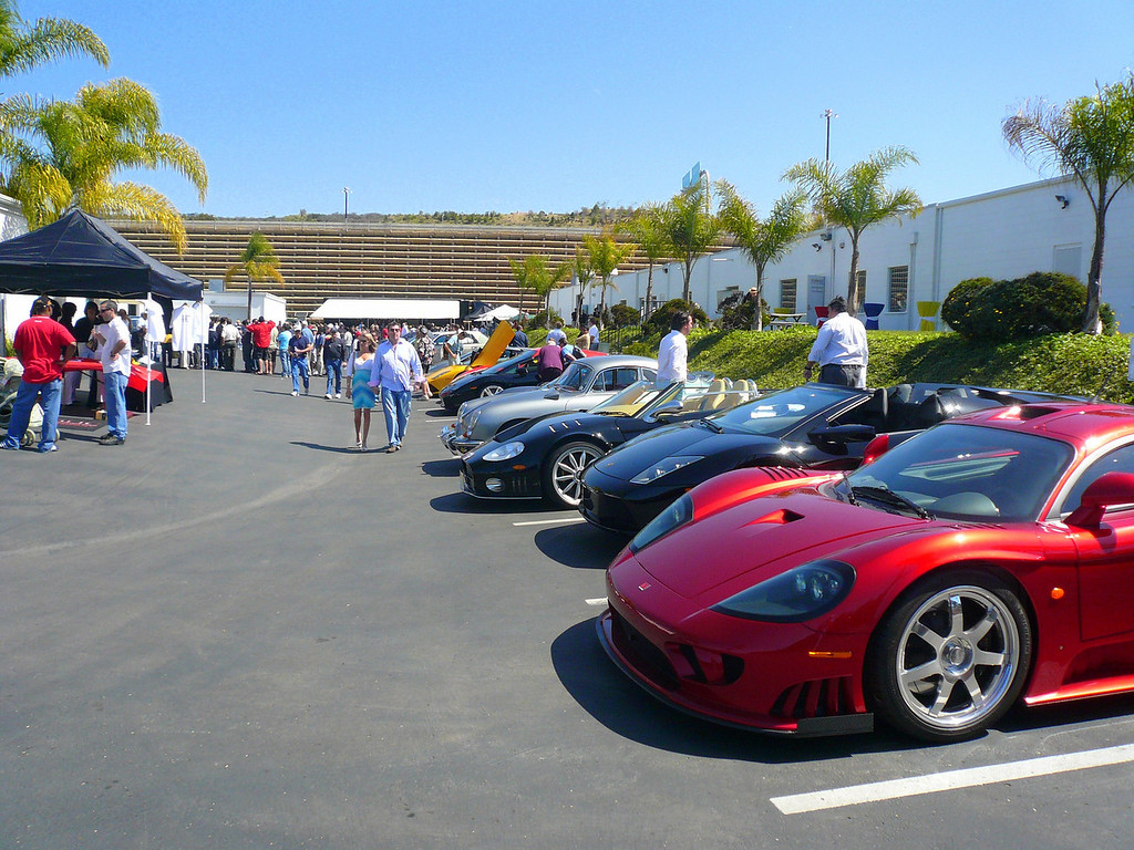 Symbolic Car Show, San Diego California