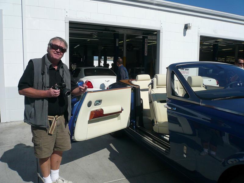 Roller suicide doors Symbolic Car Show, San Diego California