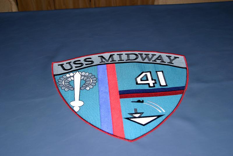 USS Midway CVB-41 Aircraft Carrier, San Diego, California