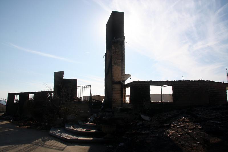 Wild Fires, 2007 Del Dios Blaze