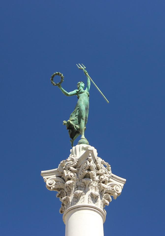 Statue of Commodore George Dewey