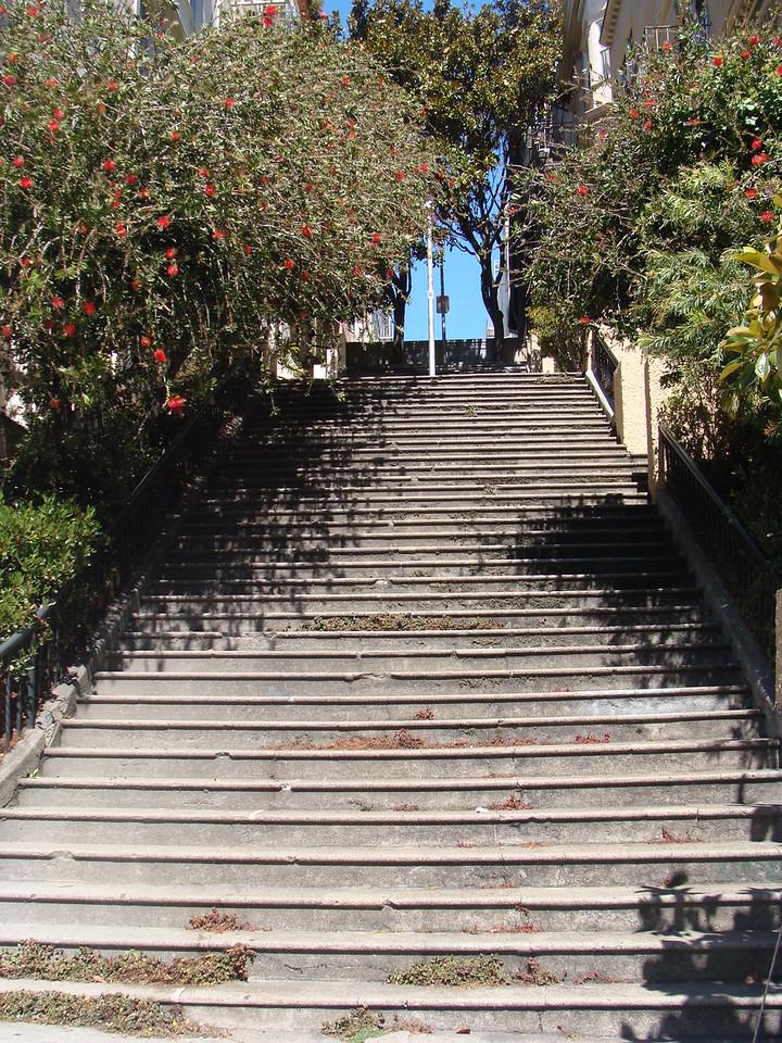 Joice Street Steps