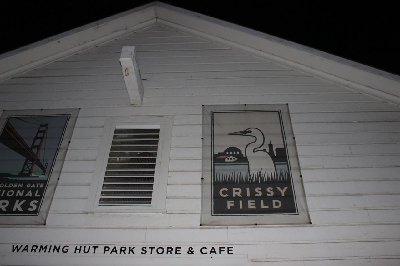 Crissy Field Warming Hut