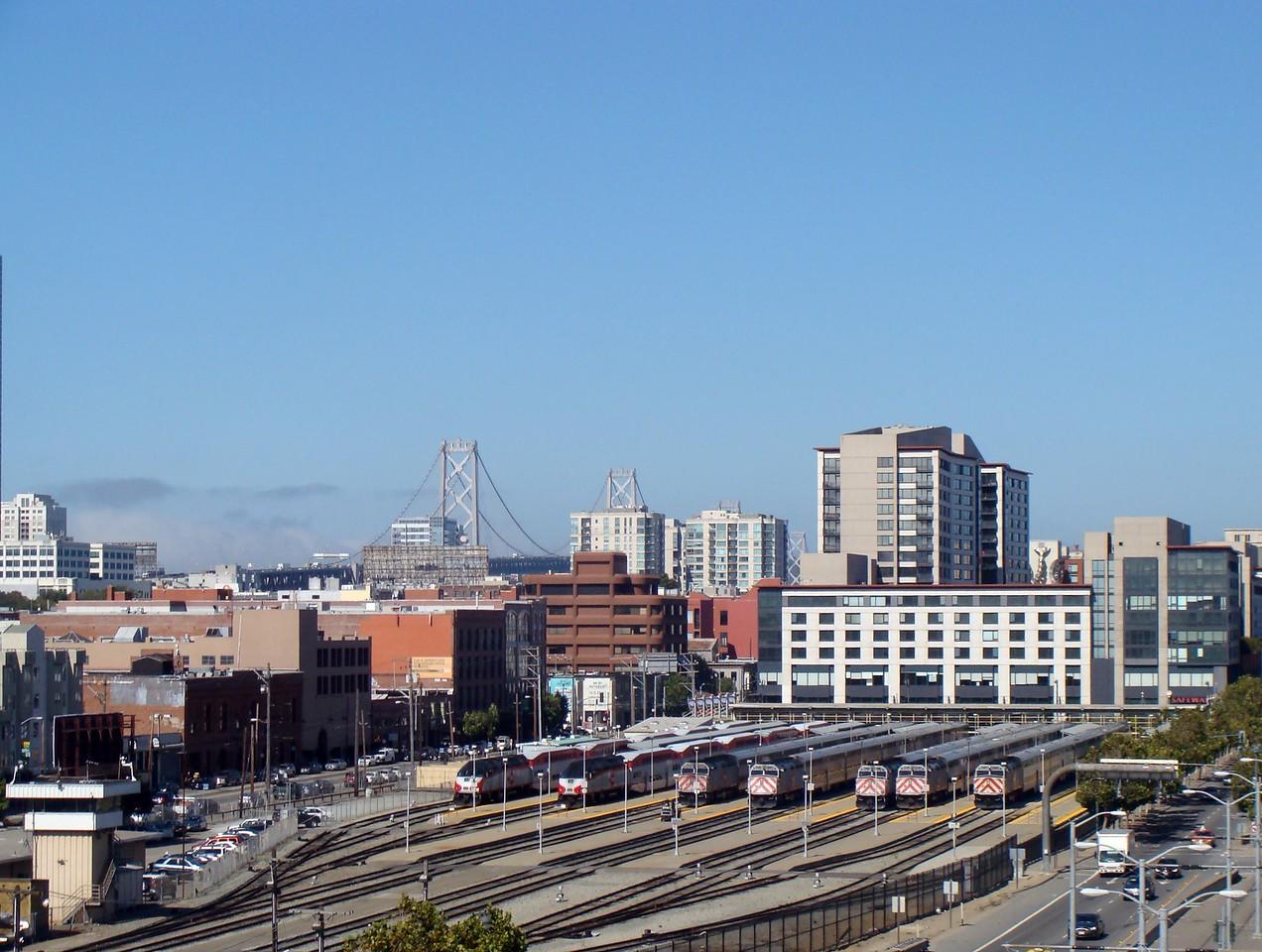 San Francisco Rail Yard