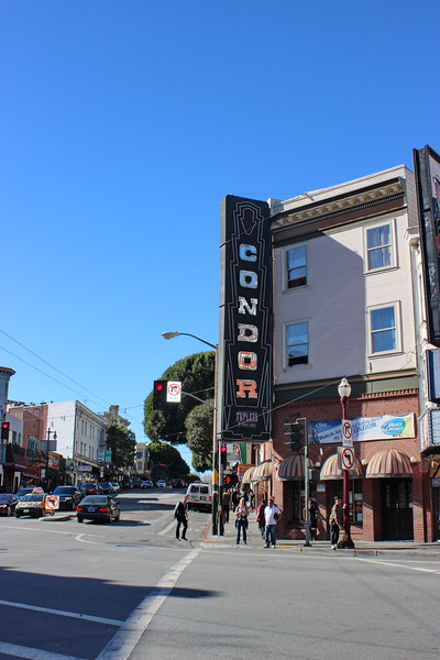 Condor Club on Broadway