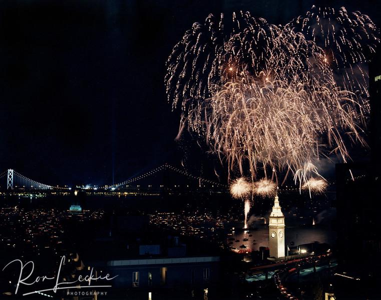 SF fireworks