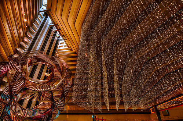 Light Curtains - Hyatt Regency - San Francisco