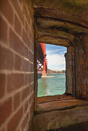 Window to the Bridge