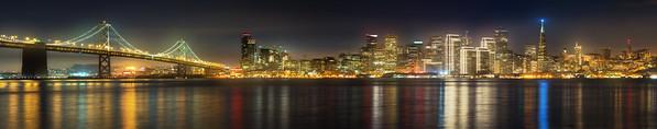 San Francisco Holiday Nights