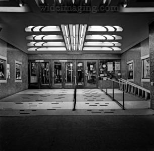 The New Balboa Theater, December 30, 2010.