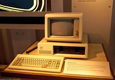 IBM PC, 1981