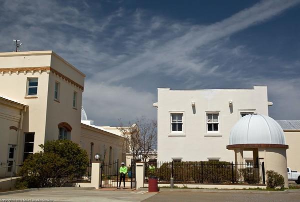 Lick Observatory at Mount Hamilton