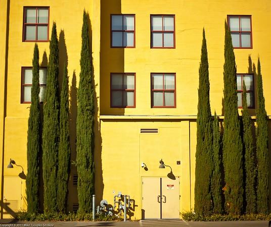 San Jose. A street view