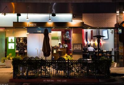 A Restaurant at Santana Row