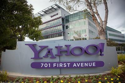 Yahoo Headquarters in Sunnyvale