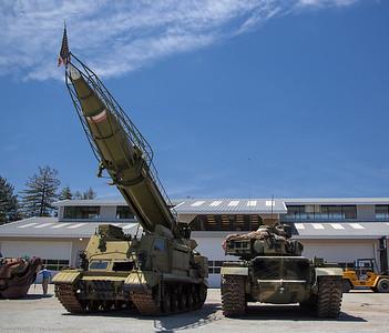 Scud Missile Launcher
