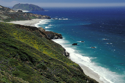 yet another gorgeous Big Sur view