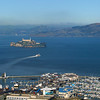 SF Bay from Coit Tower